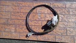 Тросик лючка топливного бака. Nissan Avenir, W11