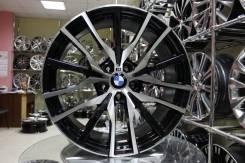 Новые разноширокие диски R20 5x112 на BMW X5 (G05) X6 (G06)