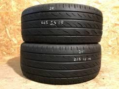 Pirelli P Zero Nero. летние, 2012 год, б/у, износ 30%