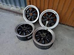 D15-55 Black Racing/ Watanabe 4х100 15х5.5 ЕТ5