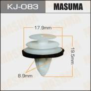 Клипса автомобильная (автокрепеж) MASUMA 083-KJ, , шт