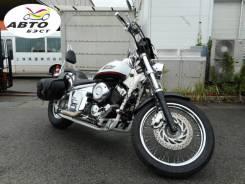 Yamaha XVS 400. 400куб. см., исправен, птс, без пробега