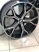 Новые диски R20 BMW X5 G05 / X6 G06 разноширокие