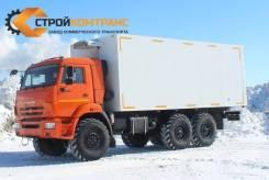 КамАЗ 43118 Сайгак. Фургон изотермический Рефрижератор Камаз-43118, 10 000кг., 6x6