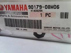 Гайка крепления шестерни вертикального вала Yamaha 9.9-15, F8-20