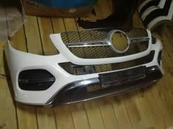 Mercedes GLE Coupe бампер передний