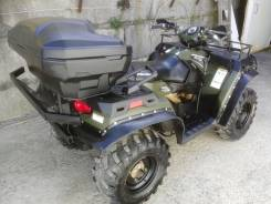Polaris Sportsman Touring 500, 2012