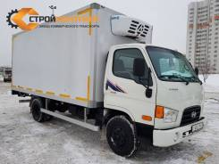 Hyundai HD78. Изотермический фургон Рефрижератор , 3 933куб. см., 5 000кг., 4x2
