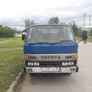 Toyota ToyoAce. Продам грузовик, Рессоры в круг, 2 000куб. см., 1 500кг., 4x2
