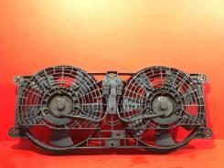 Вентилятор охлаждения двигателя Ssangyong Rexton 2001-2006 [8821008051] Y200 665925 (D27DT)