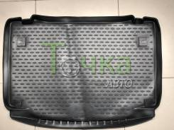 Модельный штатный коврик в багажник для Toyota Rush 2006-2016