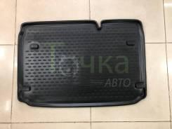 Модельный коврик в багажник для Ford EsoSport 2014-2019