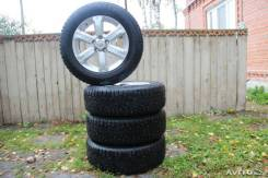 """Зимние колёса. x17"""""""