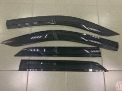 Комплект ветровиков на двери Toyota Hilux Pick Up c 15г-