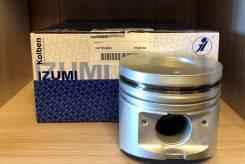 Поршни ISUZU ELF 4HG1 ALFIN IZUMI ORIGINAL ( комплект 4шт.) IZUMI