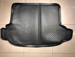 Модельный коврик в багажник для Subaru Foreste 2.5 XT 2008-2013