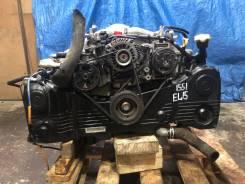 Контрактный двигатель Subaru Impreza 2007г. GH2 EL154 A1551