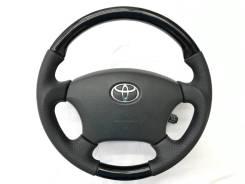 Руль. Toyota: Alphard Hybrid, Camry, Picnic Verso, Estima Hybrid, Land Cruiser Prado, 4Runner, Highlander, Hilux, Alphard, Estima, Avensis Verso, Hilu...