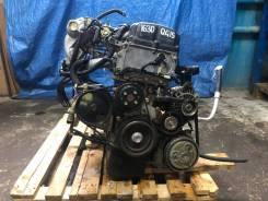 Двигатель в сборе. Nissan: Wingroad, Bluebird Sylphy, AD, Pulsar, Sunny, Almera QG15DE, QG15