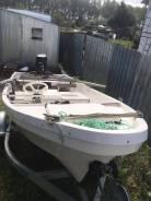 Продам лодку Бриз 14 с мотором Tohatsu 50 л/с