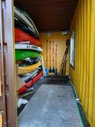 Хранение гребных судов каяк, SUP, outrigger, SurfSki, kayak
