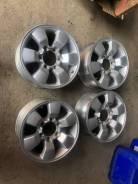 Литые диски Toyota R16 7j +30