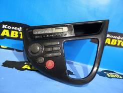 Блок управления климат контроля, Toyota Wish 2003 года, ZNE10
