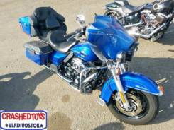 Harley-Davidson Electra Glide Ultra Classic FLHTCUI. 1 573куб. см., исправен, птс, без пробега
