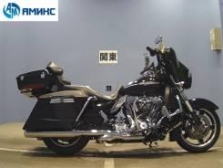 Мотоцикл Harley-Davidson Street Glide FLHX1690 на заказ из Японии без пробега по РФ, 2013