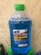 Жидкость стеклоомывающая Gleid SDS зима -30 (5 литров)