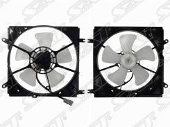 Диффузор радиатора в сборе Toyota RAV4 00-05