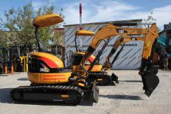 Caterpillar 303CR. Экскаватор CAT303 2014г. в. Гидровыходы! Без пробега в России!, 0,10 куб. м.