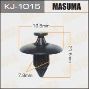 Клипса крепежная MASUMA KJ-1015