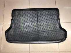 Модельный коврик в багажник для Suzuki Grand Vitara 2005-2016