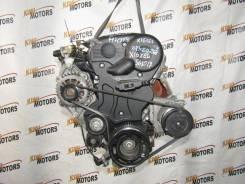 Контрактный двигатель X16XEL Opel Astra G Zafira 1998-2000 1,6 i