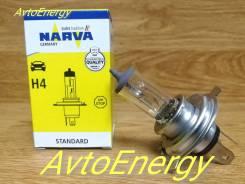 Лампа галоген H4 Narva cделано в Германии В наличии ул Хабаровская 15В