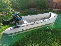 Лодка Aqua-Jet пвх с мотором mercury 25 л. с