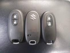 Ключ зажигания, смарт-ключ. Suzuki Carry Truck, DA16T Suzuki Spacia, MK32S, MK42S Suzuki Wagon R, MH34S, MH44S Suzuki Hustler, MR31S, MR41S R06A