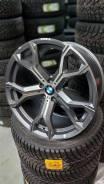 Новые разноширокие диски R20 BMW X7