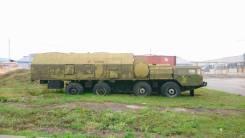 МАЗ 7310 Ураган, 1979