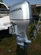 Honda. 90,00л.с., 4-тактный, бензиновый, нога L (508 мм), 2013 год