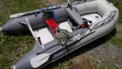 Лодка ПВХ Forward MX320KIB (надувное дно)