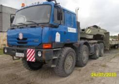 В Надым Tatra T815, 2008