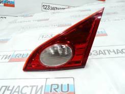 Стоп-сигнал на дверь багажника правый Nissan Murano TNZ51 2009 г.