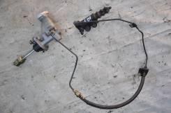 Цилиндры сцепления MMC Pajero IO H76W, 4G93 2000 г.