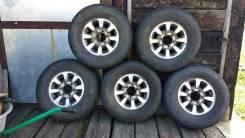 Bridgestone Dueler H/T. Всесезонные, 2010 год, 20%