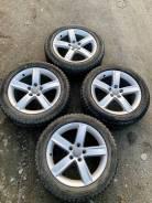 """225/50/r17 Michelin Audi vag 4шт шипы. 7.0x17"""" 5x112.00 ET48"""