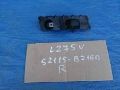 Кронштейн крепления бампера передний правый Daihatsu Mira L275V L275S