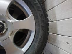Bridgestone Ice Cruiser 7000. Зимние, шипованные, 2012 год, 5%