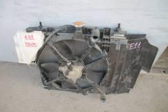 Радиатор охлаждения двигателя Nissan Note, E11 (CVT МКПП)